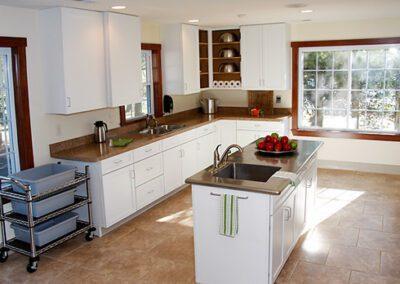 Forge Valley Event Center | Hendersonville, Brevard, Asheville | amenity-filled catering kitchen